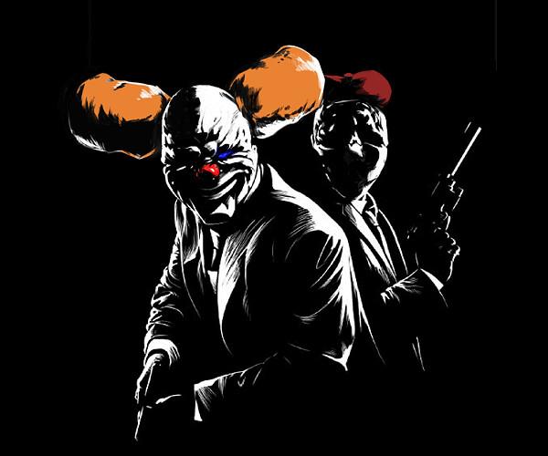 clownmime