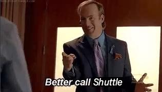 BetterCallShuttle
